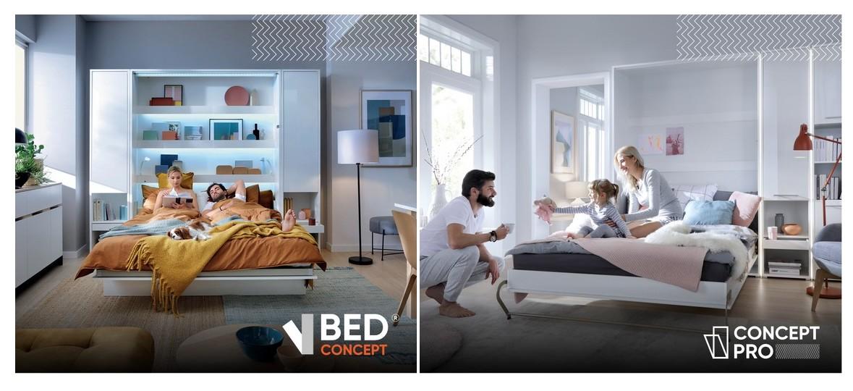 BED CONCEPT / CONCEPT PRO