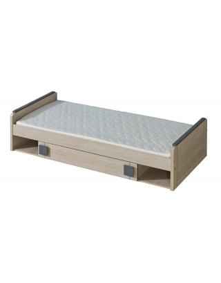 GUMI - Łóżko z szufladą 195 x 80 cm